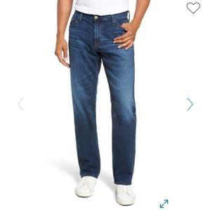 Adriano Goldschmied men's straight leg jeans 34X34